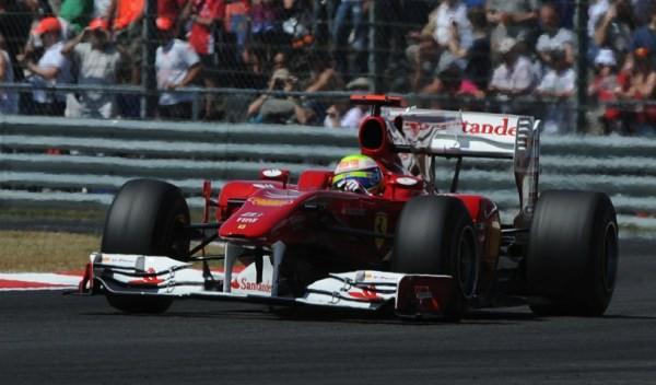 Felipe Massa-GP G. Bretaña 2010