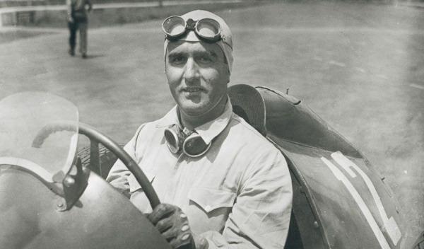 Giuseppe Farina-GP G. Bretaña 1950