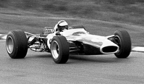 Jim Clark-GP G. Bretaña 1967