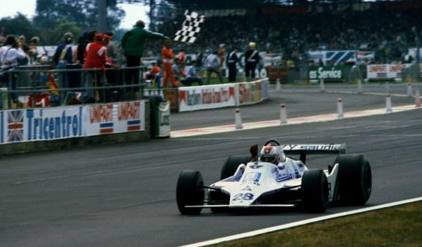 Clay Regazzoni-GP G. Bretaña 1979