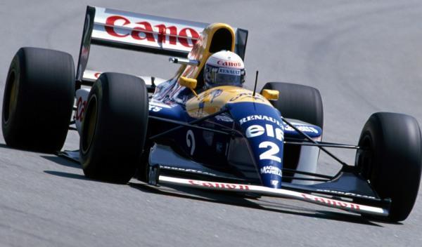 Alain Prost-GP G. Bretaña 1993