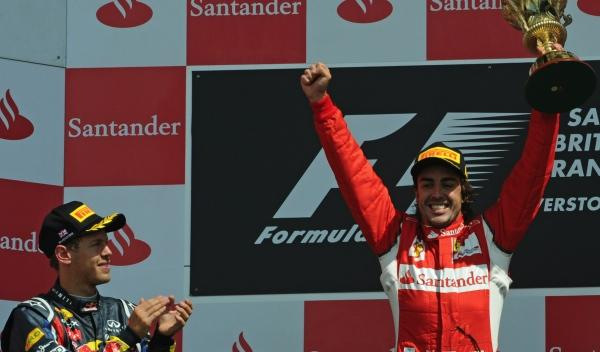 Sebastian Vettel-Fernando Alonso