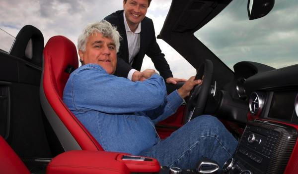 Jay-Leno-SLS-AMG-Roadster