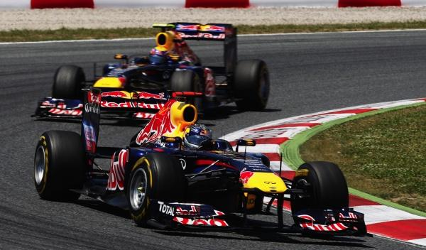 Sebastian Vettel/Mark Webber-Red Bull