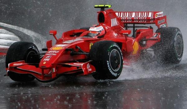 K. Räikkönen-GP Europa 2007