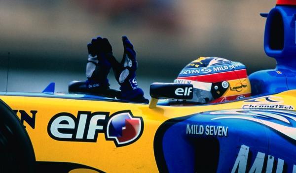 Fernando Alonso-Nürburgring 2005