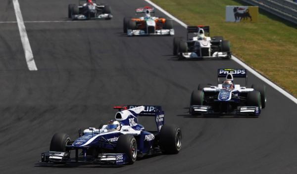 GP de Hungría 2010