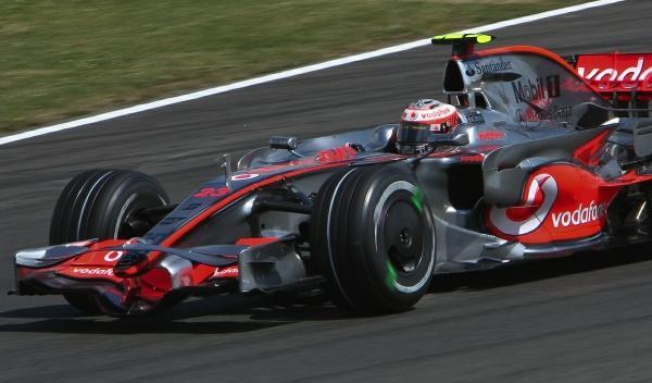 Heikki Kovalainen-GP Hungría 2008