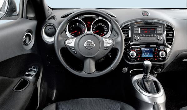 Nissan Juke/Dacia Duster
