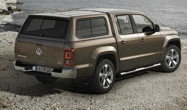 el volkswagen amarok estrena 39 hard top 39. Black Bedroom Furniture Sets. Home Design Ideas