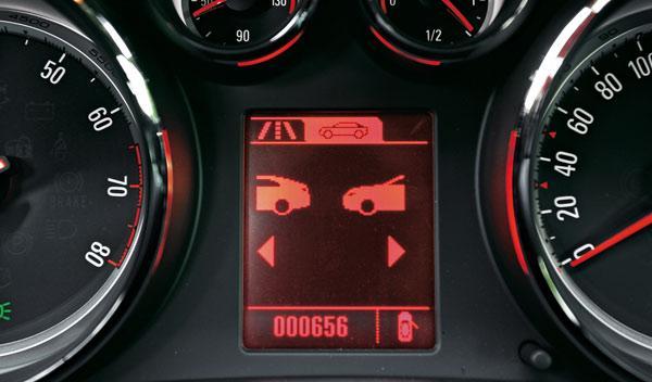 Opel Astra GTC regulador