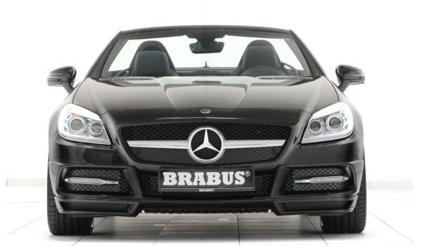 Brabus-Mercedes-SLK-frontal