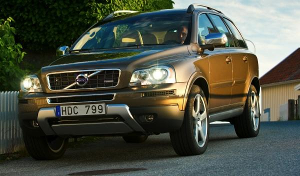 Volvo XC90 frontal