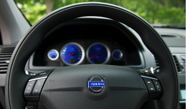 Volvo XC90 volante