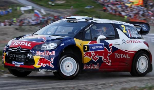 Sébastien Ogier-Citroën