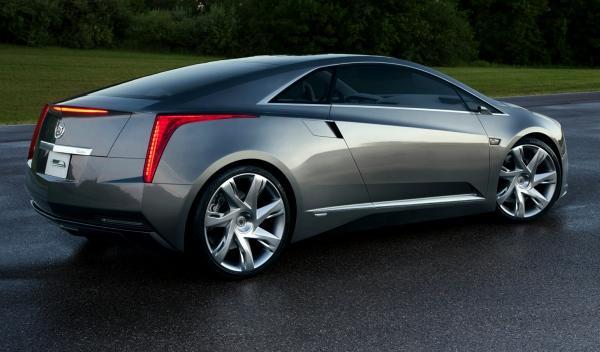 Cadillac ELR trasera