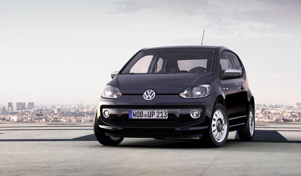 Volkswagen up! delantera