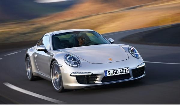 Nuevo Porsche 911 Carrera S salón Frankfurt