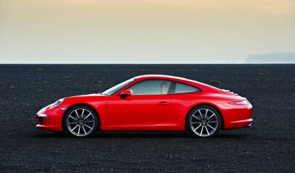 Nuevo Porsche 911 Carrera S salón Frankfurt 7 velocidades