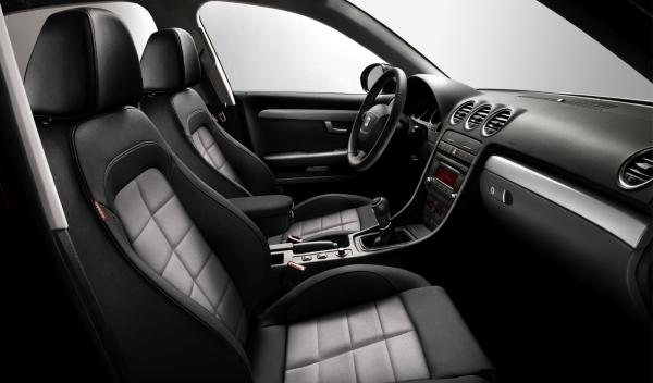 Primer restyling del seat exeo - Interior seat exeo ...