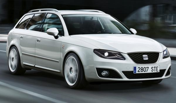 Seat Exeo restyling st frontal