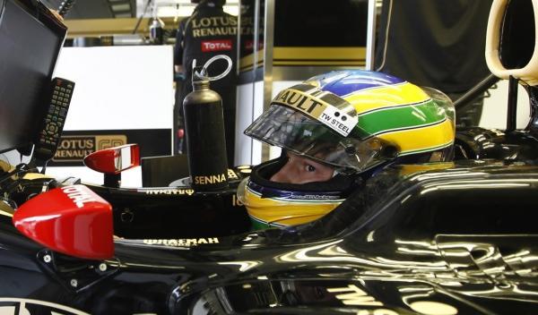 Bruno Senna-Renault