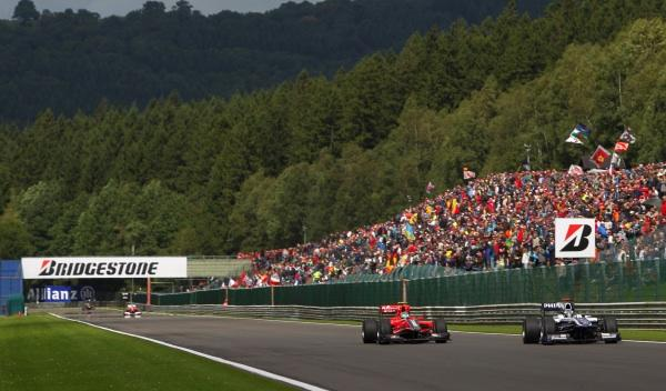 GP Bélgica 2010-Spa