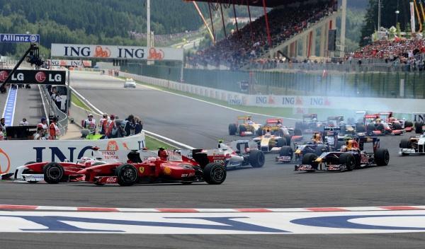 GP Bélgica 2009