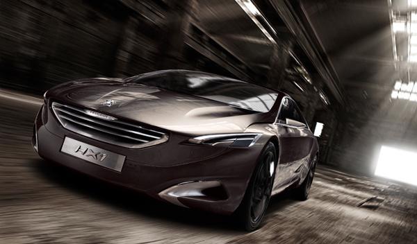 Peugeot HX1 frontal