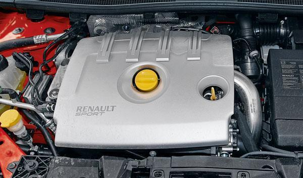 renault megane sport motor