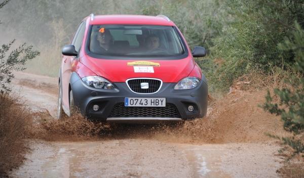 Tramo de Les Garrigues/Rally RACC 2011