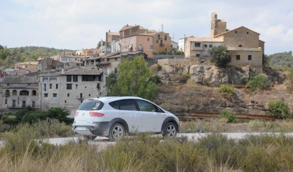 Tramo de Pesells-Rally Racc 2011
