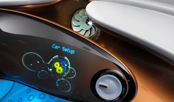 Smart Forvision interior