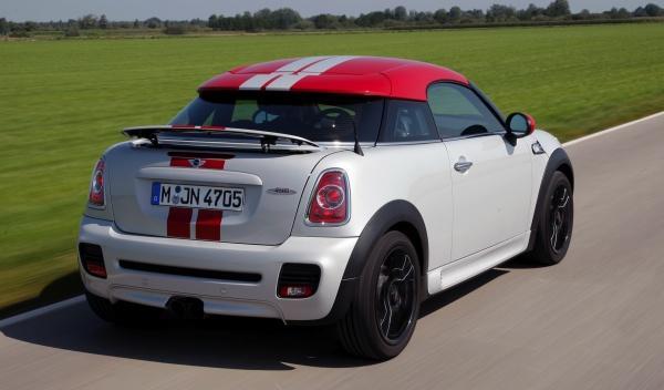 mini coupe techo