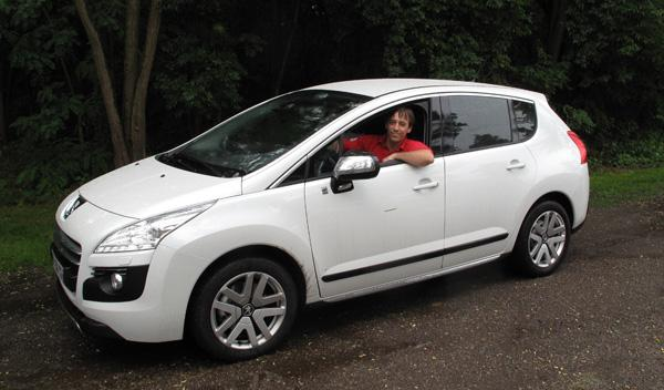 Peugeot 3008 Hybrid4, lanzamiento y prueba de conducción