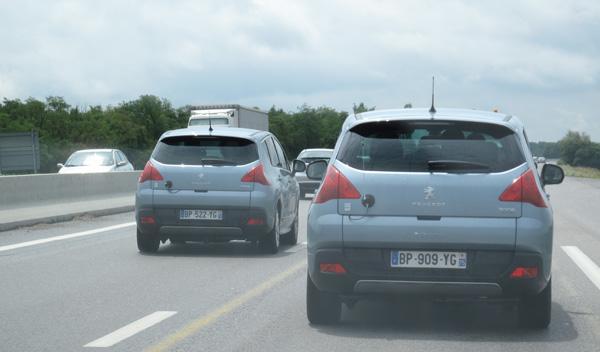 Peugeot 3008 Hybrid4 lanzamiento