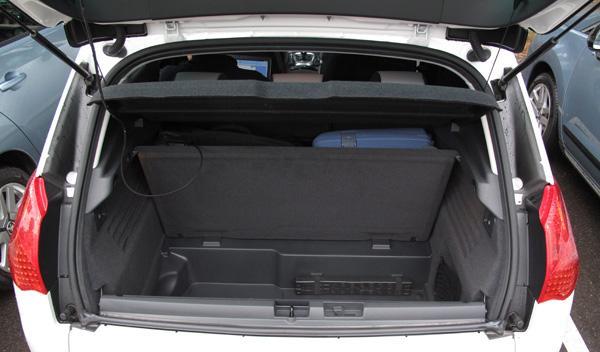 El Peugeot 3008 Hybrid4 solo se ve afectado en un 20%
