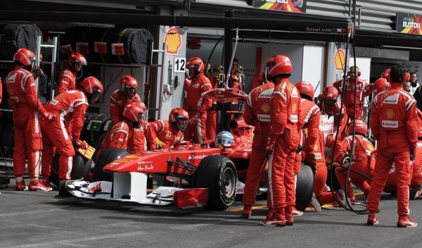 F. Alonso-GP Italia 2010