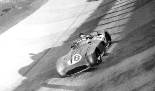 J. M. Fangio-Mercedes-GP Italia 1955