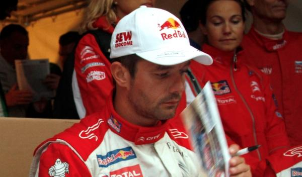 Sébastien Loeb-Citroën