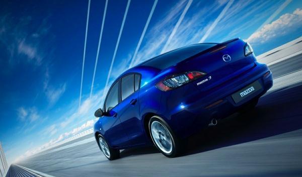 nuevo Maxda3 noviembre mejor aerodinámica