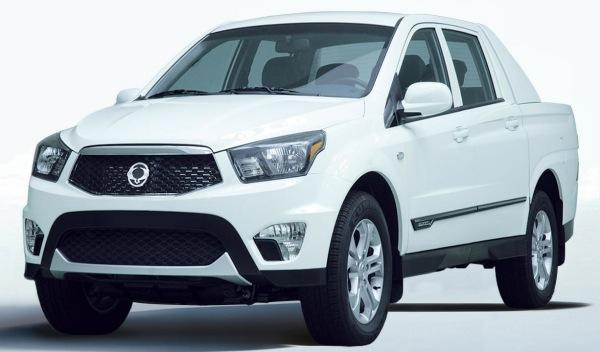 SsangYong- SUT1-frontal