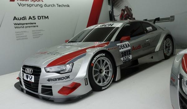 Audi  A5 DTM Salón Frankfurt 2011