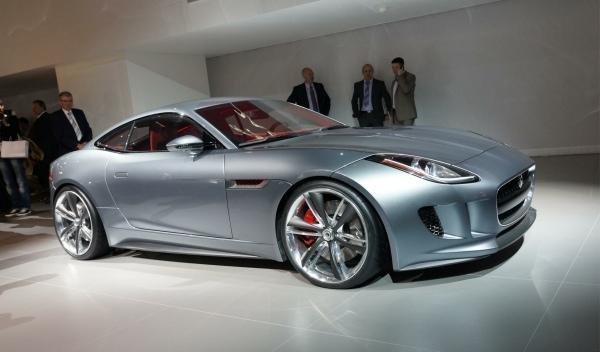 Jaguar X-C16 Salón Frankfurt 2011