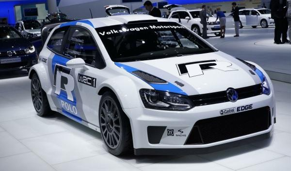 Volkswagen Polo R WRC 2013 Salón de Frankfurt 2011