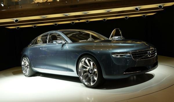Volvo Concept  Salón de Frankfurt 2011