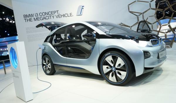 BMW i3 Concept Salón de Frankfurt 2011