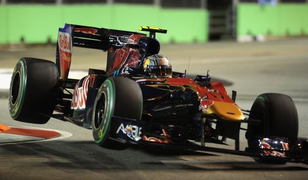 J. Alguersuari-GP Singapur 2010