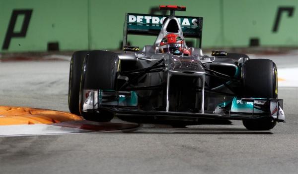 Michael Schumacher-Mercedes