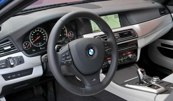 bmw m5 interior cuero normal